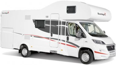 Autocaravana Family Plus A68